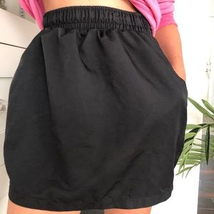 American Apparel Skirts - American apparel black skirt with pockets